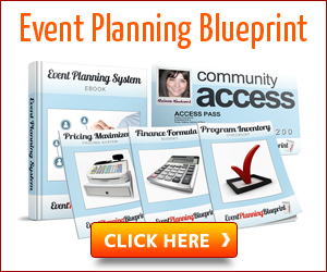 Event Planning Blueprint